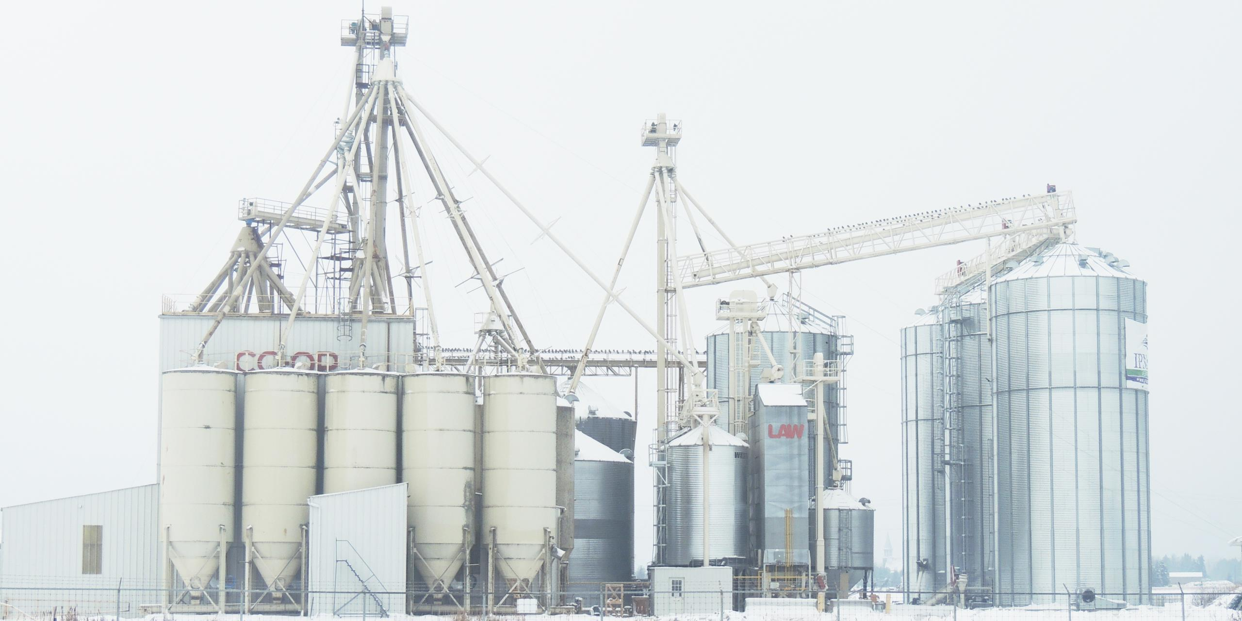 Verner Ag Center & Grain Elevators